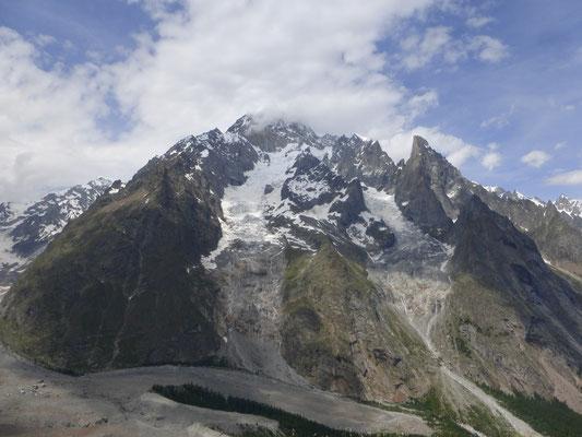 Les glaciers des Miages