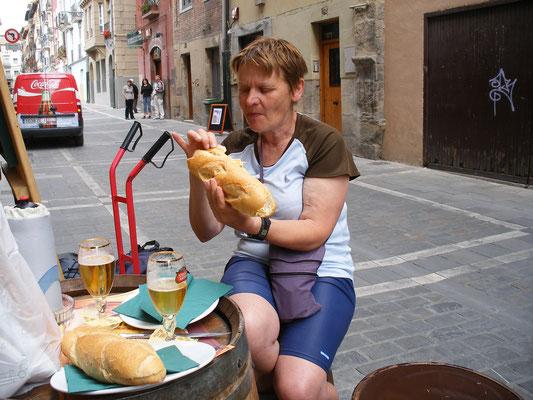 Françoise a faim