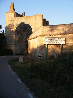Le monastère de San Antón