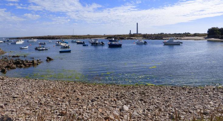 Goubary et le mini port