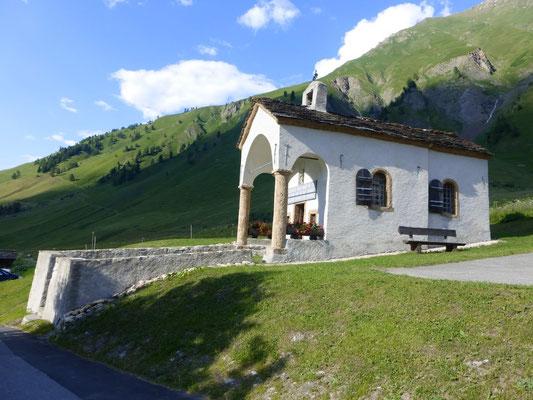 Le chapelle de Ferret