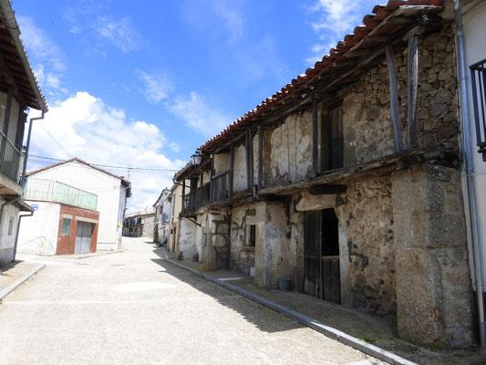 Le village de Banos de Bejar