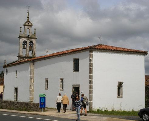 L'église St Jacques de Boente