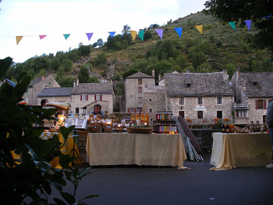 Un village à visiter