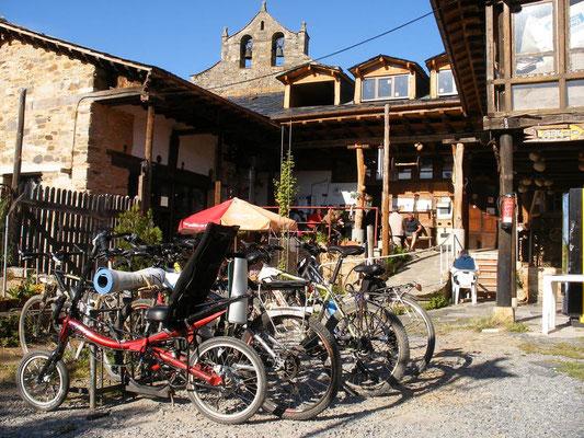 L'albergue de Villafranca Del Bierzo