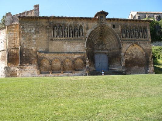 L'église de St Sepulcre, Etella