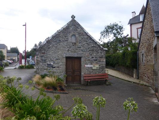 La chapelle Sainte Anne, Saint Pair sur mer