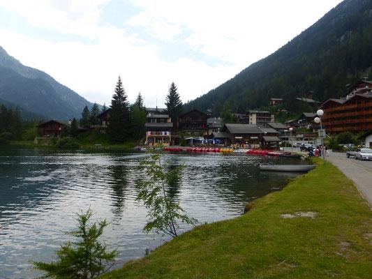 Le lac de Champex-Lac