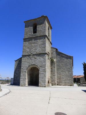 L'église STA Maria  la Blanca