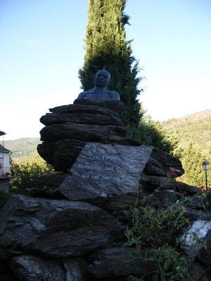 Des scultures en hommage aux Habitants de Cevennes