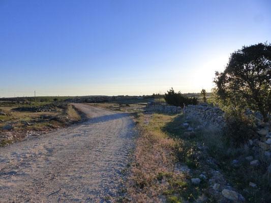 Large chemin