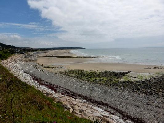 La plage immense, Sciotot