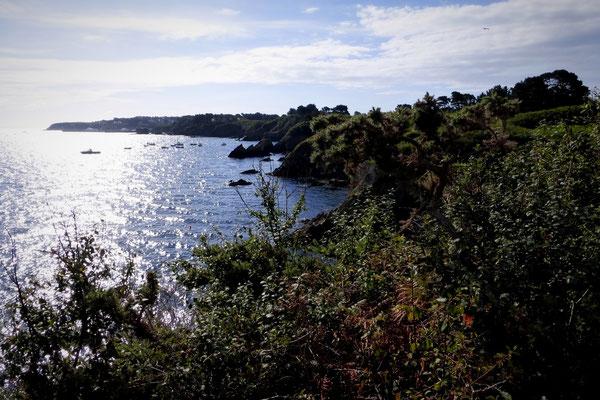 Belle vue vers le Port Tudy