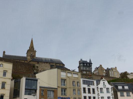 Granville , la vieille ville