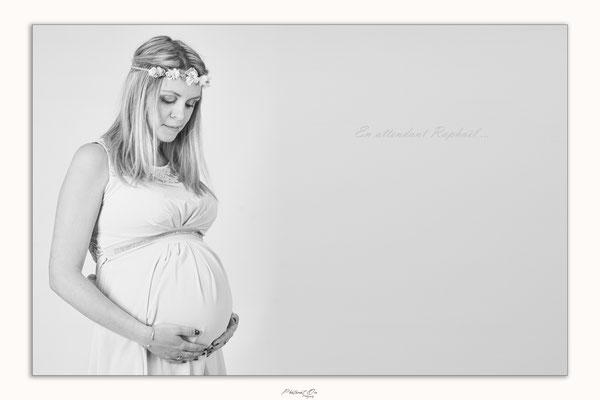 En attendant Raphaël- Séance photo grossesse