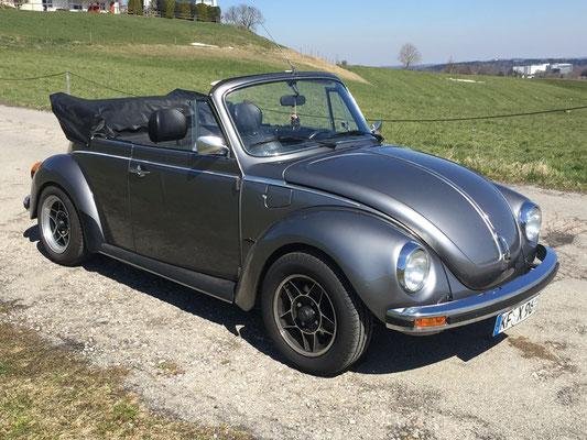 Tilman Wernicke, VW 1303 Cabriolet