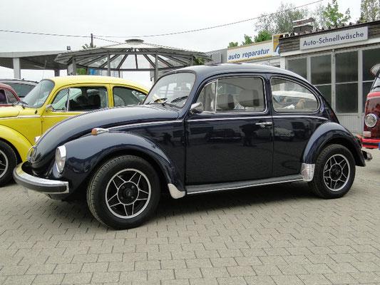 Ronny Büttner, VW 1302