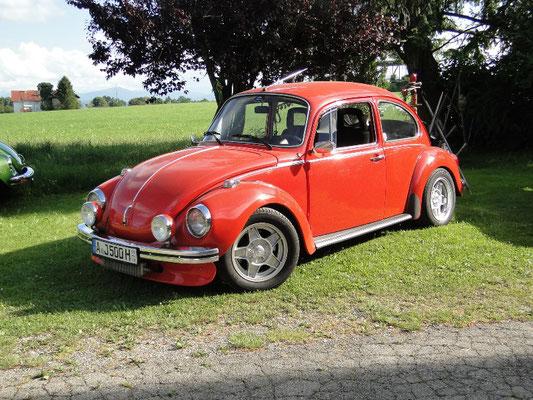 Hans-Gunter Schmitz, VW 1303, Bj. 1973
