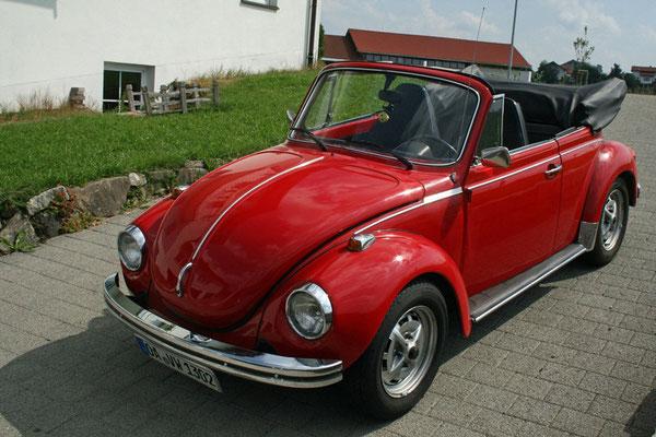 Thomas Niesner, VW 1303 Cabriolet