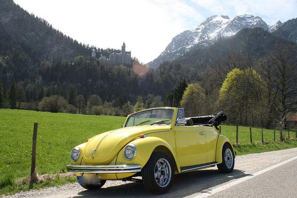 Christian Müller, VW 1302 Cabriolet