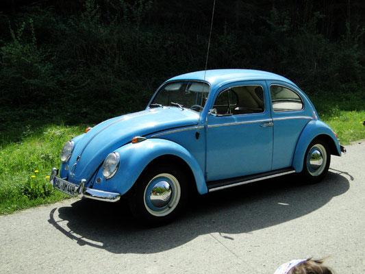 Thomas Müller, VW 1200, Baujahr 1960