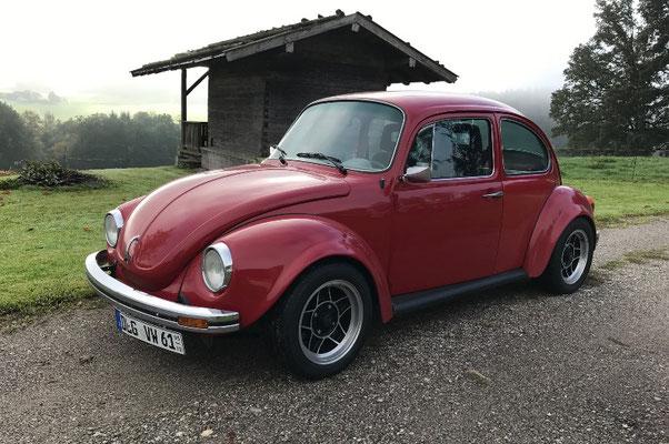 Helmut Weber, VW 1303