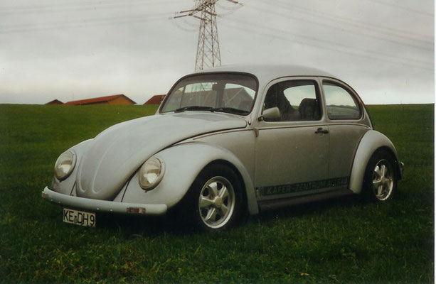 Harald Doll, VW 1200