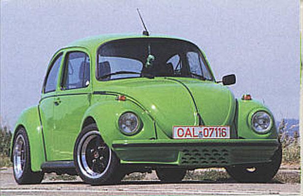 Jürgen Muder, VW 1303, Baujahr 1974 (Erstbesitz)