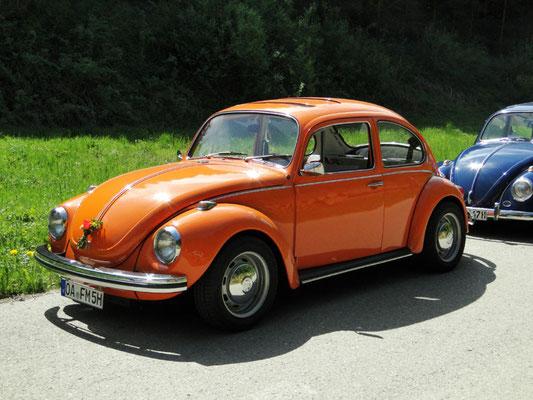Martin Freudling, VW 1302, Baujahr 1972