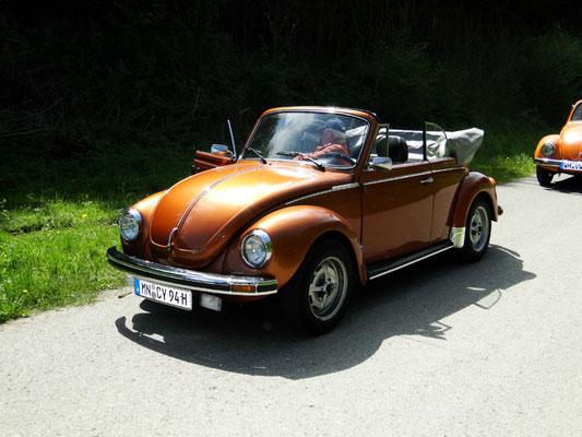 Perter Schneiderbanger, VW 1303 Cabriolet