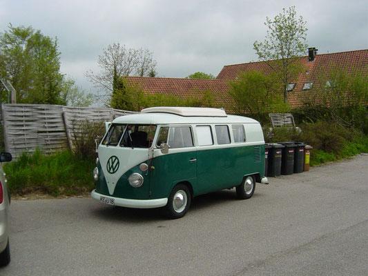 Martin Freudling, VW Bus T1
