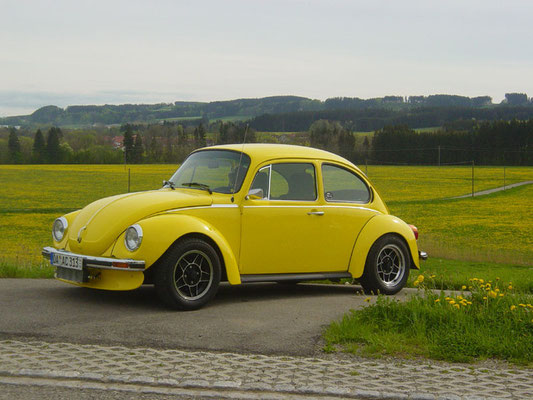 Guido Stahl, VW 1303, Baujahr 1975