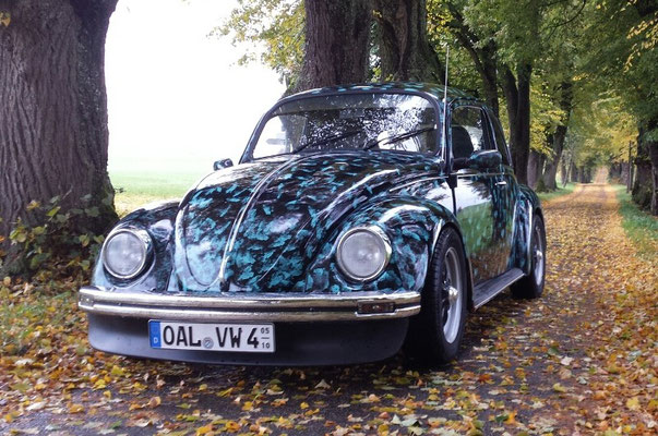 Ch.Igelspacher, VW 1200 Bj. 1980