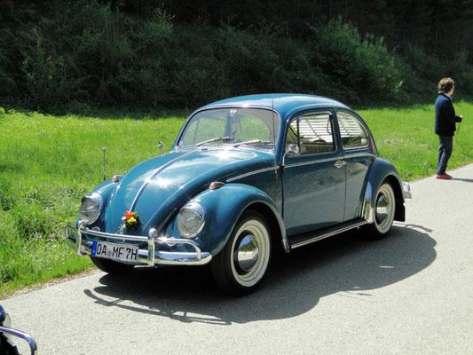 Martin Freudling, VW 1200 Export, Baujahr 1965