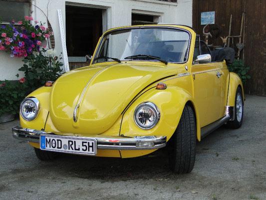 Rolf Leveringhaus, 1303 Cabriolet