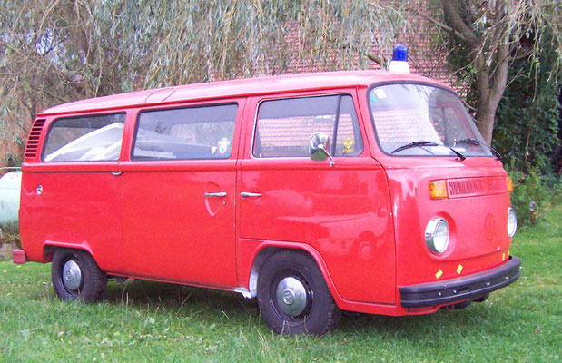 Harald Doll, VW Bus T2