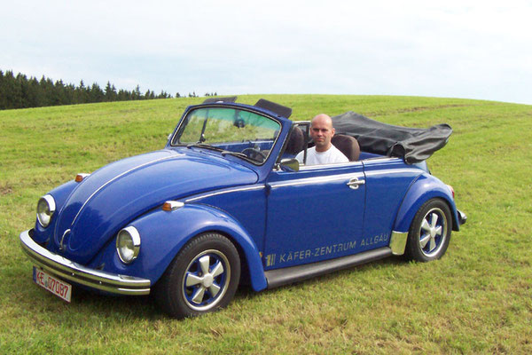 Harald Doll, VW Cabriolet Automatik