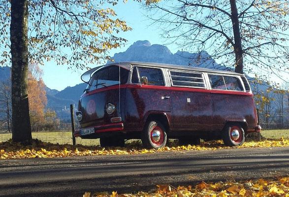 Ch. Igelspacher, VW Bus T2b, Bj. 1979