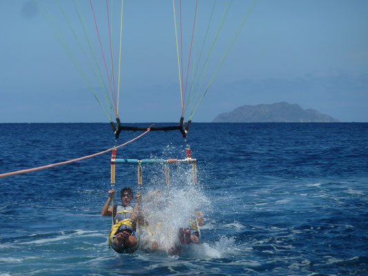 Flying Fish Parasail