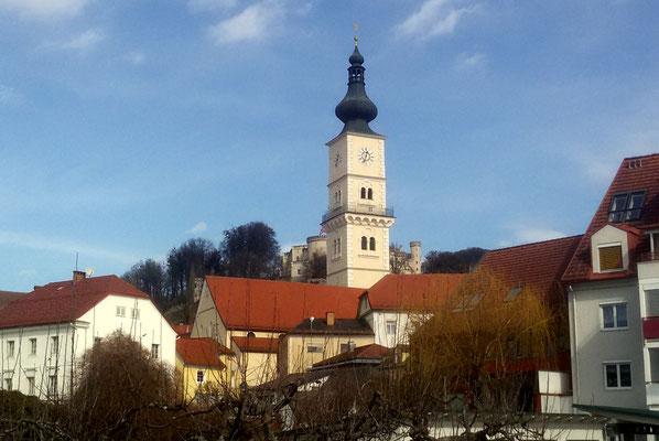 Die Markuskirche in Wolfsberg