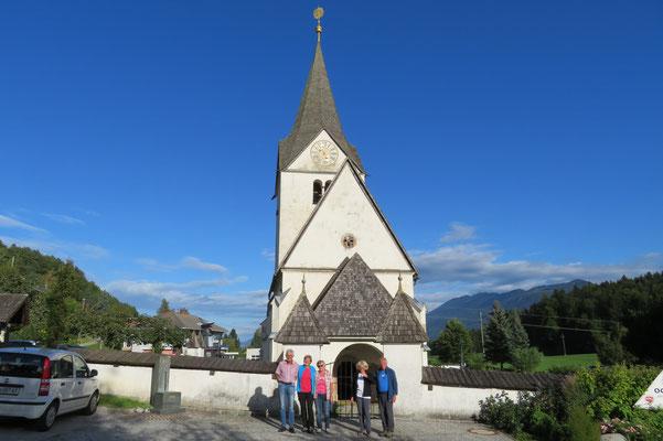 Jakobskirche in Ludmannsdorf