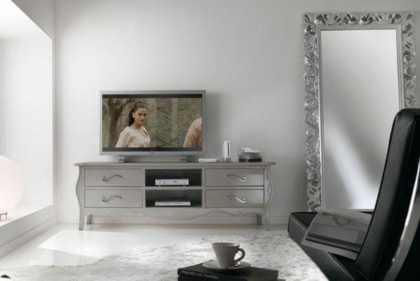 Articolo 53026 - Porta TV 4 cassetti (Larghezza cm.182, Profondità cm.50, Altezza cm.61)