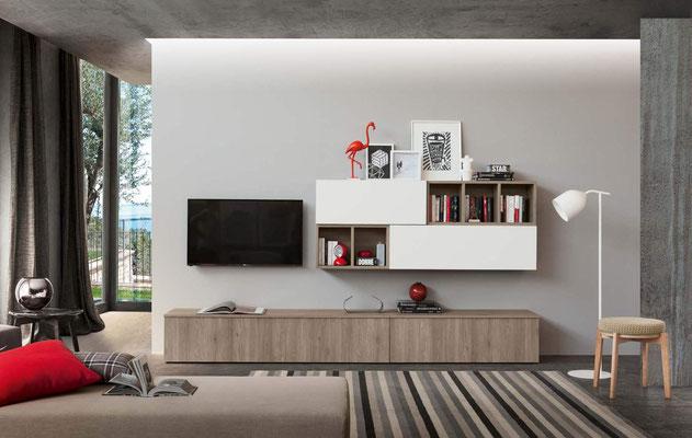 Soggiorni - Mobili per TV - Di-Pol divani, poltrone ...
