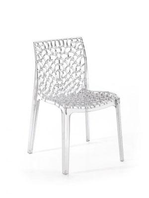 Sedia in policarbonato (articolo 56137)