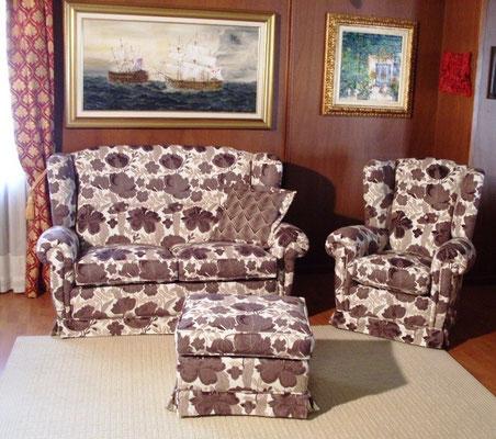 Modello Bergere (versione divano)