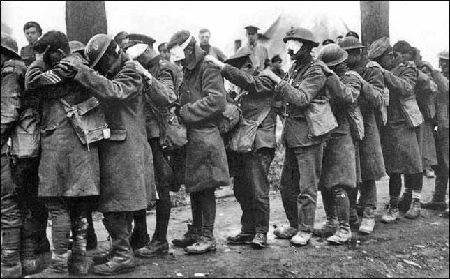 Slachtoffers gasaanval