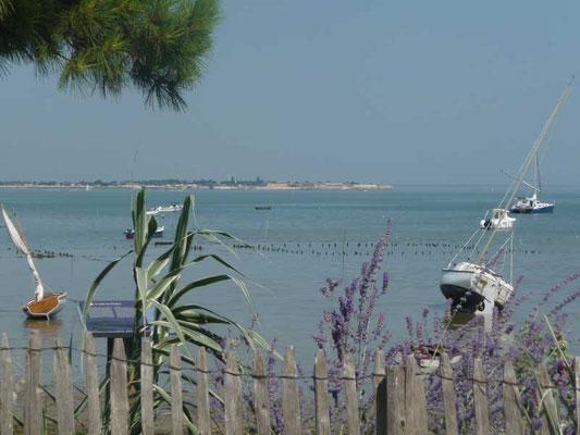 plage vacance bord de mer chambre d'hotes gite charente maritime marennes oléron bourcefranc le chapus nuit insolite