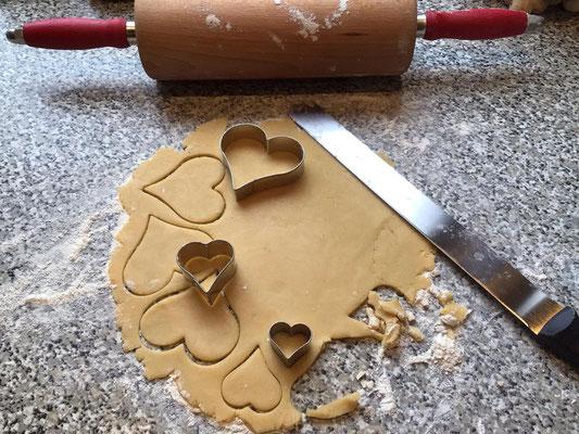 ... liebevoll gebacken