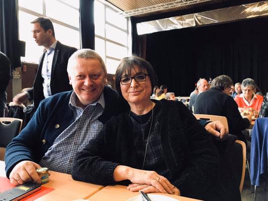 FU-Kreisvorsitzende Adelheid Seifert