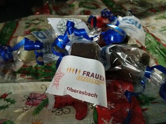 Dominosteine bei der FU Oberasbach